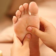 Reflexology Massage