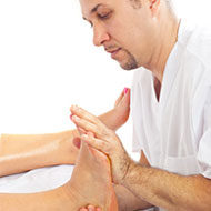 Shiatsu Foot Massage