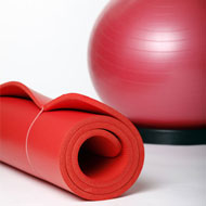 Pilates- Balance Ball Workout