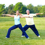 Tips for Teaching Yoga to Elderly People