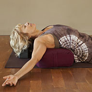 How Yoga Bolsters Help