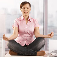 Yoga At Office