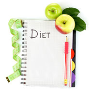 Yoga and diet plan for weight loss