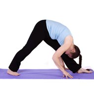 Forward bend Poses