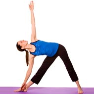 Triangle Pose Overview