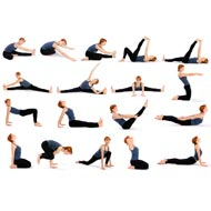 Yoga Poses Exercises