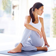Ibs Treatment With Yoga