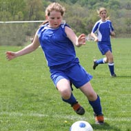 how to run faster and longer in soccer
